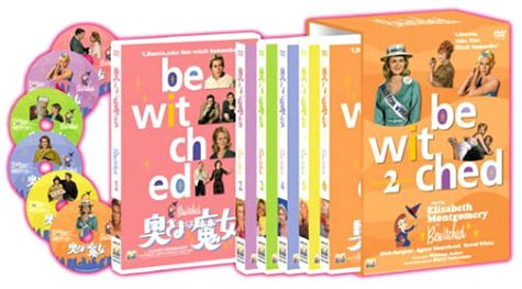 Bewitched DVD Set