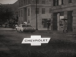 the 1965 Chevrolet Impala